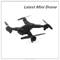 Latest 2.4G Wifi FPV 6Axis Mini rc Drone XS809 Foldable Quadcopter with HD Camera