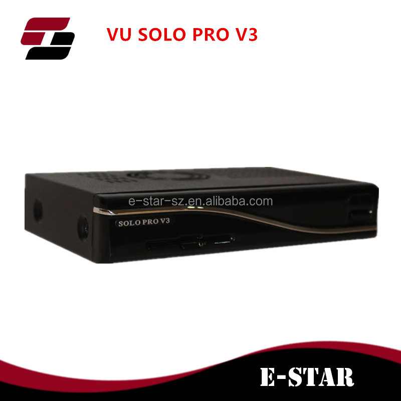 VU+ Solo Pro v3 HD DVB-S2 Satellite Receiver DM panel Enigma2 Mini VU+ Solo Broadcom 7325 support Youtube IPTV VU Solo Pro