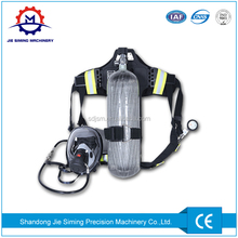 Fire Fighting safety tool Positive pressure air respirator with factory price