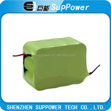 Economical for solar light 700mah 2/3aa rechargeable nimh battery pack replacement Battery pack AA/ A/ S/ C/ size