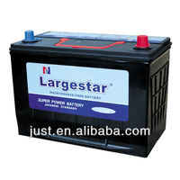 Lead-acid 12V Generator battery MFN60 60ah