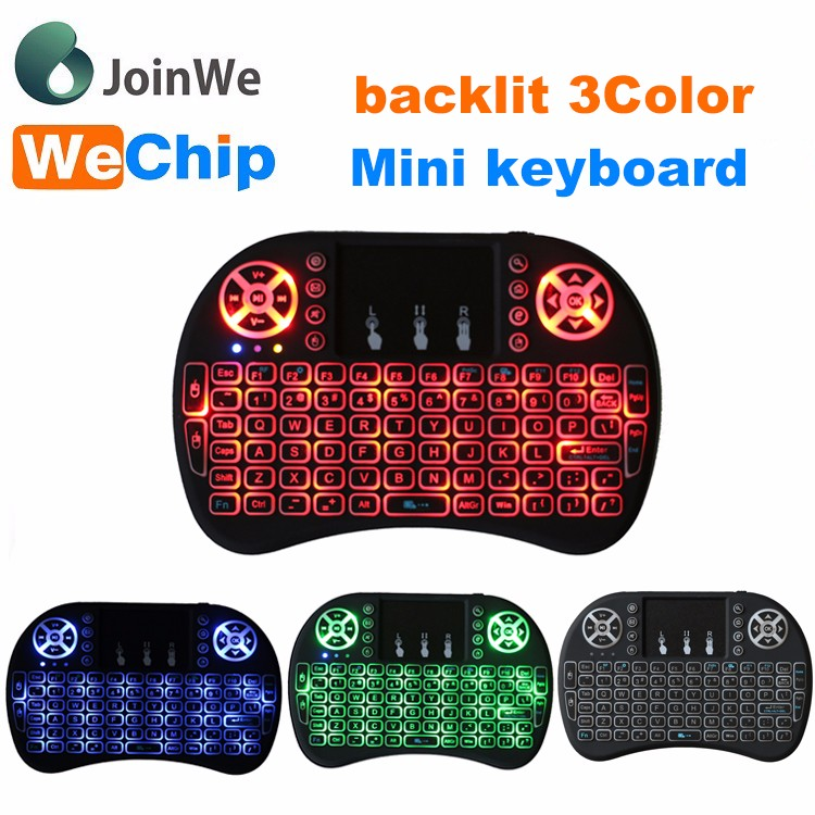Joinwe Cheap Selling 2.4g Mini Keyboard I8 Wireless Air Mouse For M8s