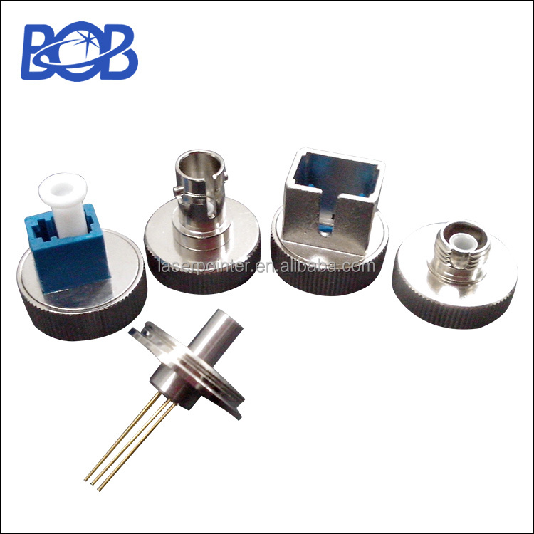 InGaAs (850-1700nm) pin 75um photodiode receptacle