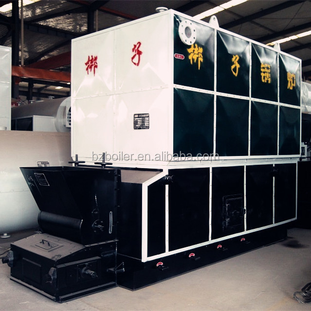 china supplier coal fired thermal oil boiler