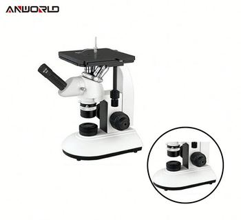 cheap inspection metallurgical microscope