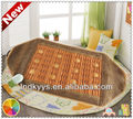 Physica therapy germanium ceramics clay and china jades FIR thermal portable mat 45cm x95cm CE