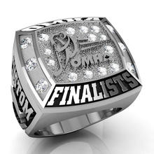 custom sterling silver rings sport championship ring