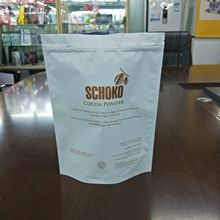 200g, 500g, 2kg Dried food Coco powder Coffee packaging bag/ Zipper aluminum foil plastic pouch printing