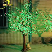 RS-LT38 artificial tree branches and leaves with lights