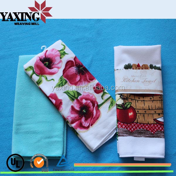 Microfiber wholesale home textile turkish kitchen towels