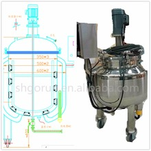 Butter Homogenizing Equipment,For Continual Working Pressure tank