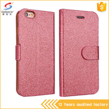 China Manufacturer Wholesale Factory Price Leather Back Case Cover For Iphone 6 Plus