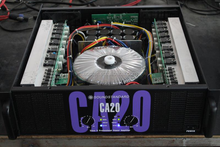 New Updated 4A Quality Sound Standard CA-20 Power Amplifier 1300 Watts/More Stable/Great Reply