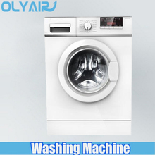 Australia MEPS certified Front Loading Fully Automatic washing machine 6KG