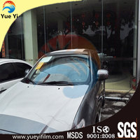 Glossy White Car Paint Protection Film