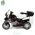 WDHV618 2017 Hot Selling Cheap Child Electric 3 Wheel Motor Bike Made In China