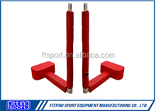 Professional manufacturer of Competition Volleyball Post/pole/pillar/stand with padding