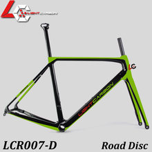 2018 Carbon Road Bike Frame OEM Disc Brake Carbon Fiber Road Bicycle Frame LCR007-D