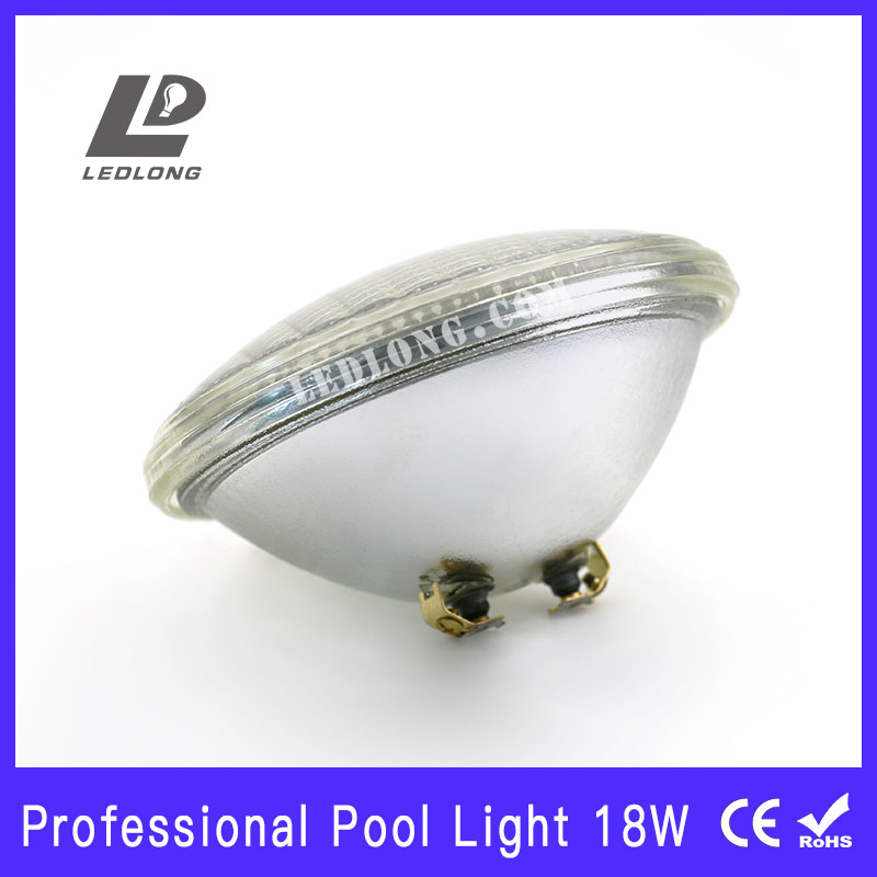 par56 led lamp 18W swimming pool led lights
