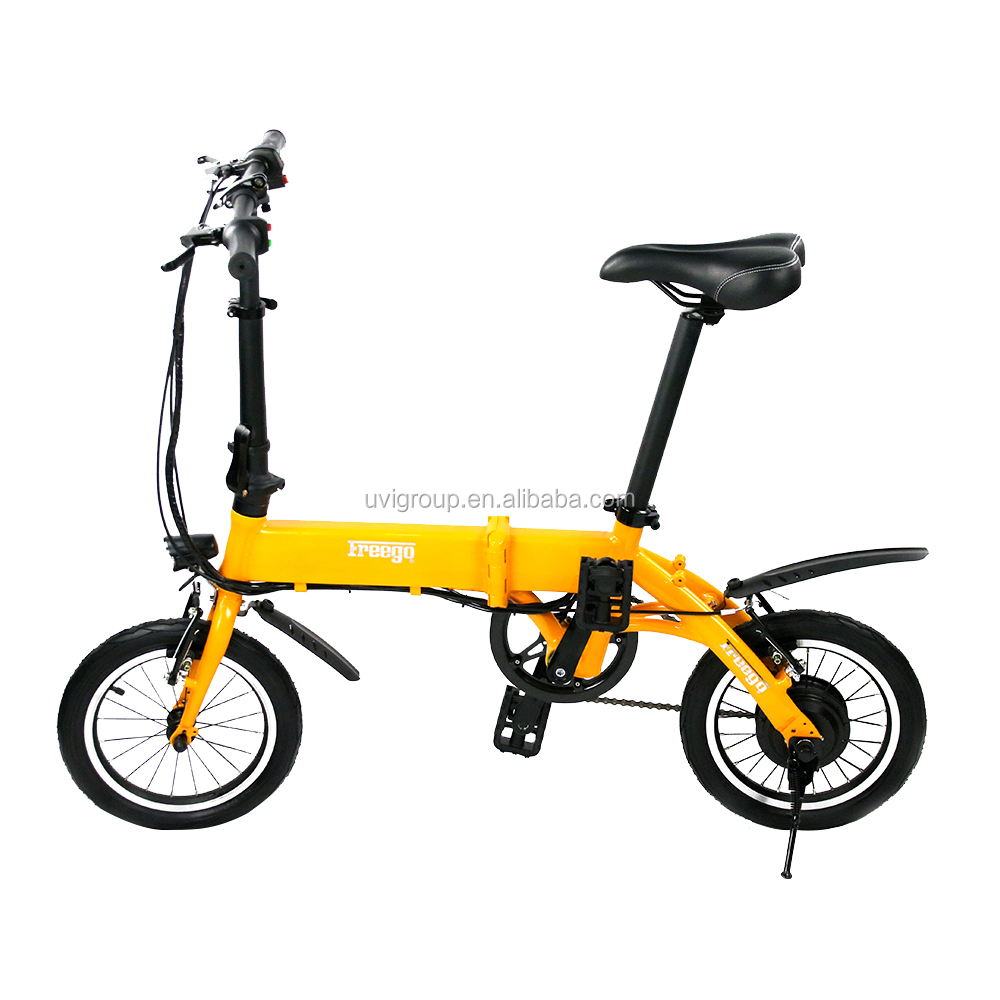 250w 48v small mini folding cheap electric bicycle