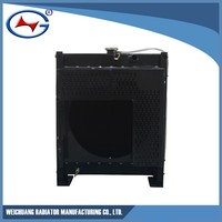 Weichuang Radiator For Generator 3TNV82A