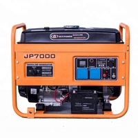Air cooled Portable 6kw gasoline generator groupe electrogene