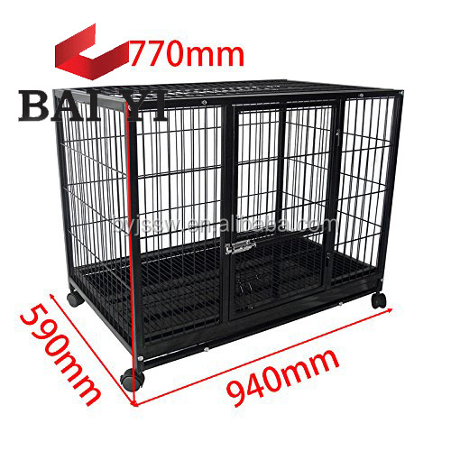 Cheap Indoor Outdoor Dog Kennel Commercial
