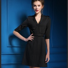 prom dress ladies fashion clothing cotton dress for women