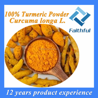 Dried Spices of Raw Turmeric Curcumin Powder/Raw material Curcumin Powder