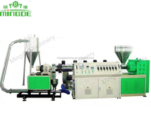 SJ-90/100/110/120 Pe mixed Plastic Recycling Compounding Machinery
