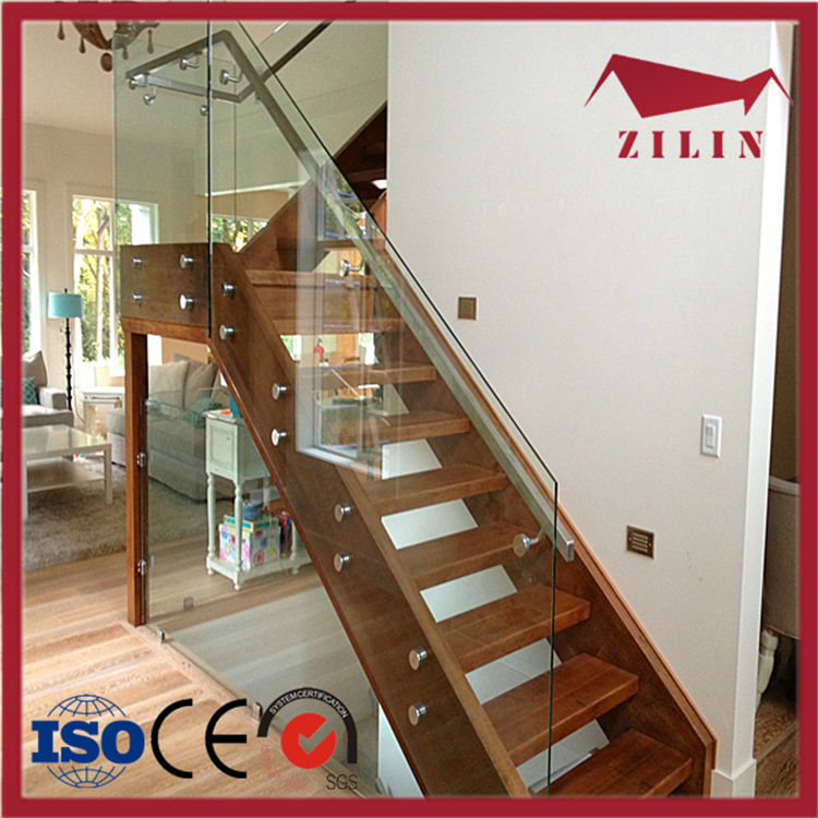 With trade assurance stainless steel indoor hand rails / wall bracket for handrail