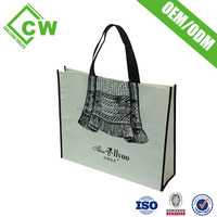 reusable folding shopping bag with promotional price