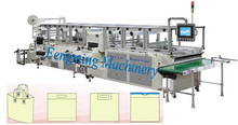 Full automatic computer control patch bag & handle bag multi-function bag making machine(FM-RJHQ-800A)