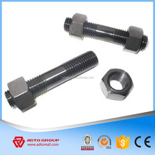 Best price High Tensile Galvanized Double End Stud Bolt/Threaded Bar 8.8