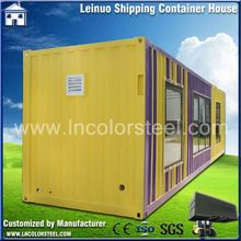 Easy quick assembly Affordable ship container house