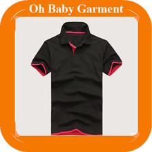 Clothing Manufactures Cheap men's Sport Dri Fit Polo Shirts Wholesale in jiangxi of China