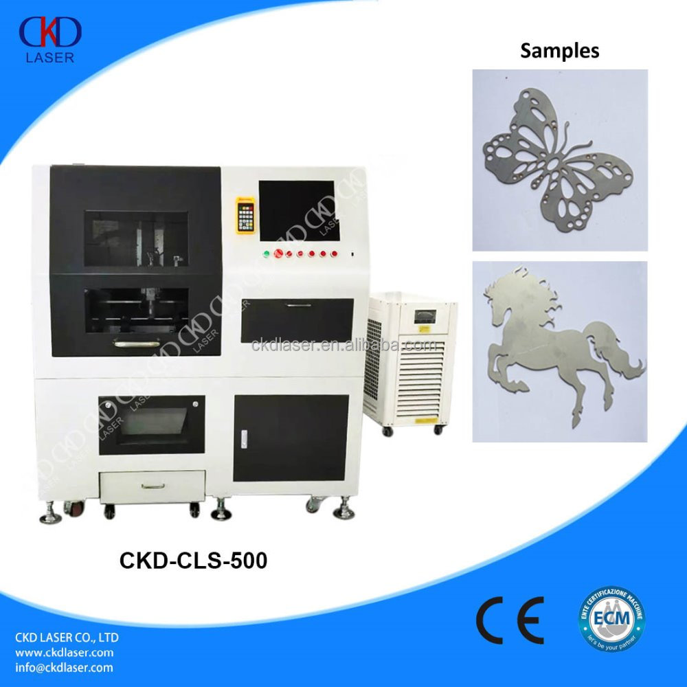 Best Fiber Metal Key Laser Cutting Machine Price