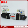 Right Pneumatics High Quality miniature 3V Series 24v Solenoid Valve 3V420-15 G1/2