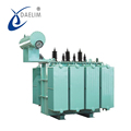 Oil immersed Low Loss 38/0.4kv 6.3 mva transformer oltc high quality