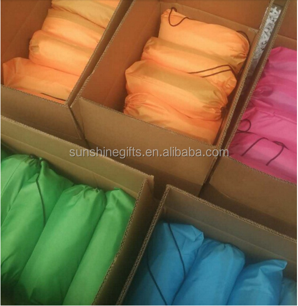 3 Season Type and air Filling inflatable air sleeping bags
