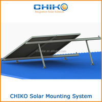 Hot selling adjustable metal roof mounting system