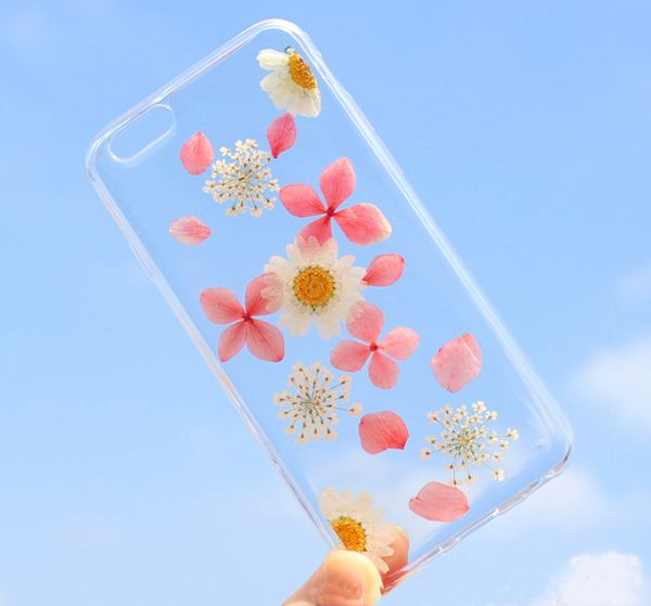 boost mobile cell phone cases for iphone real flower phone cover
