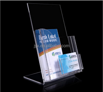 Trifold Size Single Brochure & Literature Holder