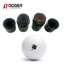 Popular Self-Inking Stamp Logo lable maker customized design Identified golf ball