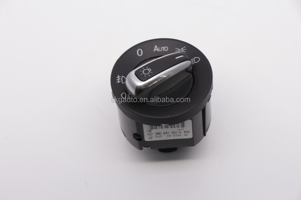 12V Auto Headlight Switch for car accessories shops