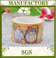 Hot sales masking tape,custom printed masking tape,print paper
