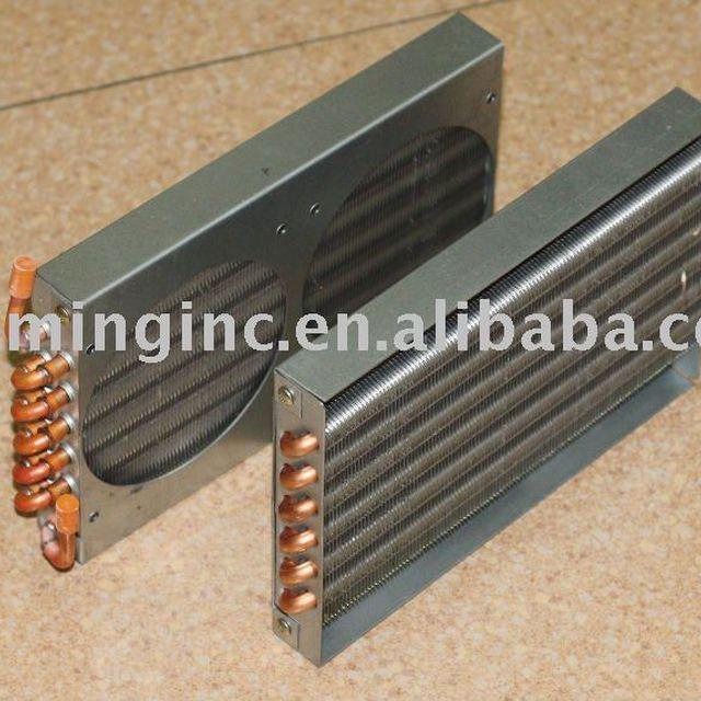 air cooler condenser(BM-EL004),aluminium fin,copper tube