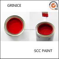 OEM supported water based lead free automotive metallic paint colors