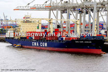 Special shipping rate to Varna/Bulgaria Via China