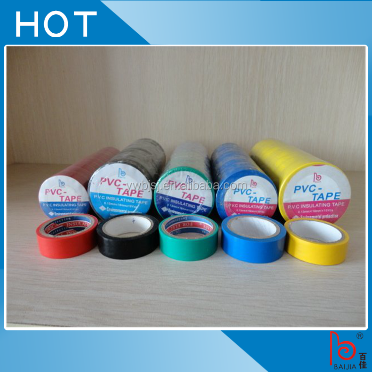 pvc insulating tape,pvc tape,PVC Electrical Tape